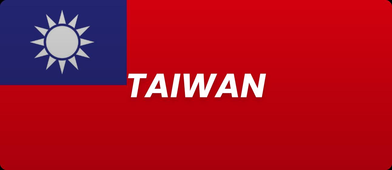 bet365 Taiwan Flag Banner